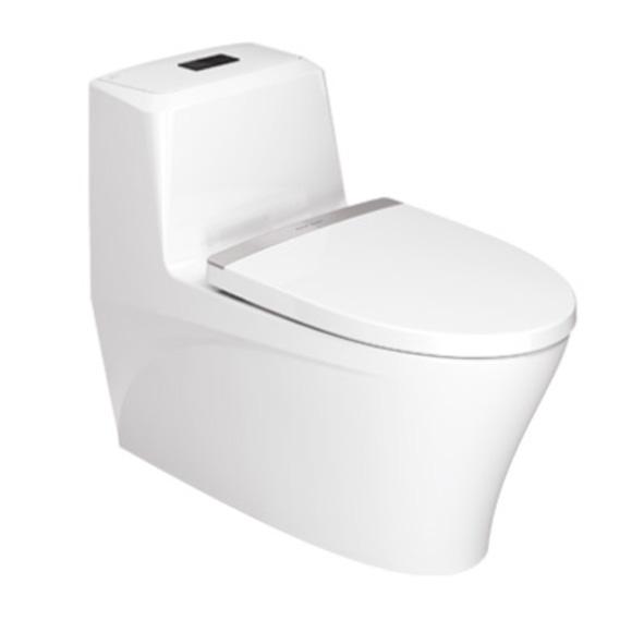 思睿 4.8升节水型连体座厕(标准版)