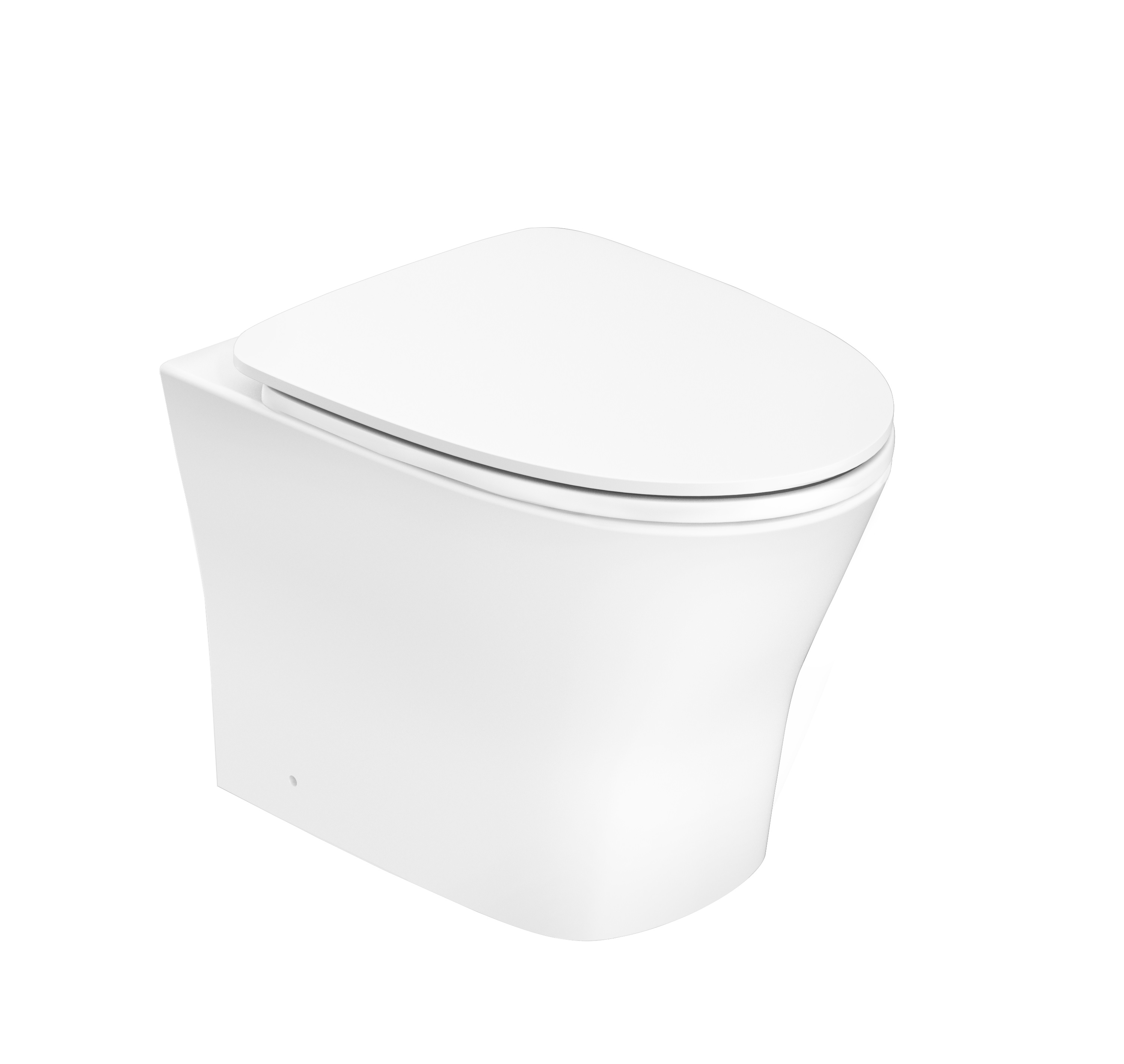 Signature BTW HO Toilet with Concealed Tank 3/4.5L