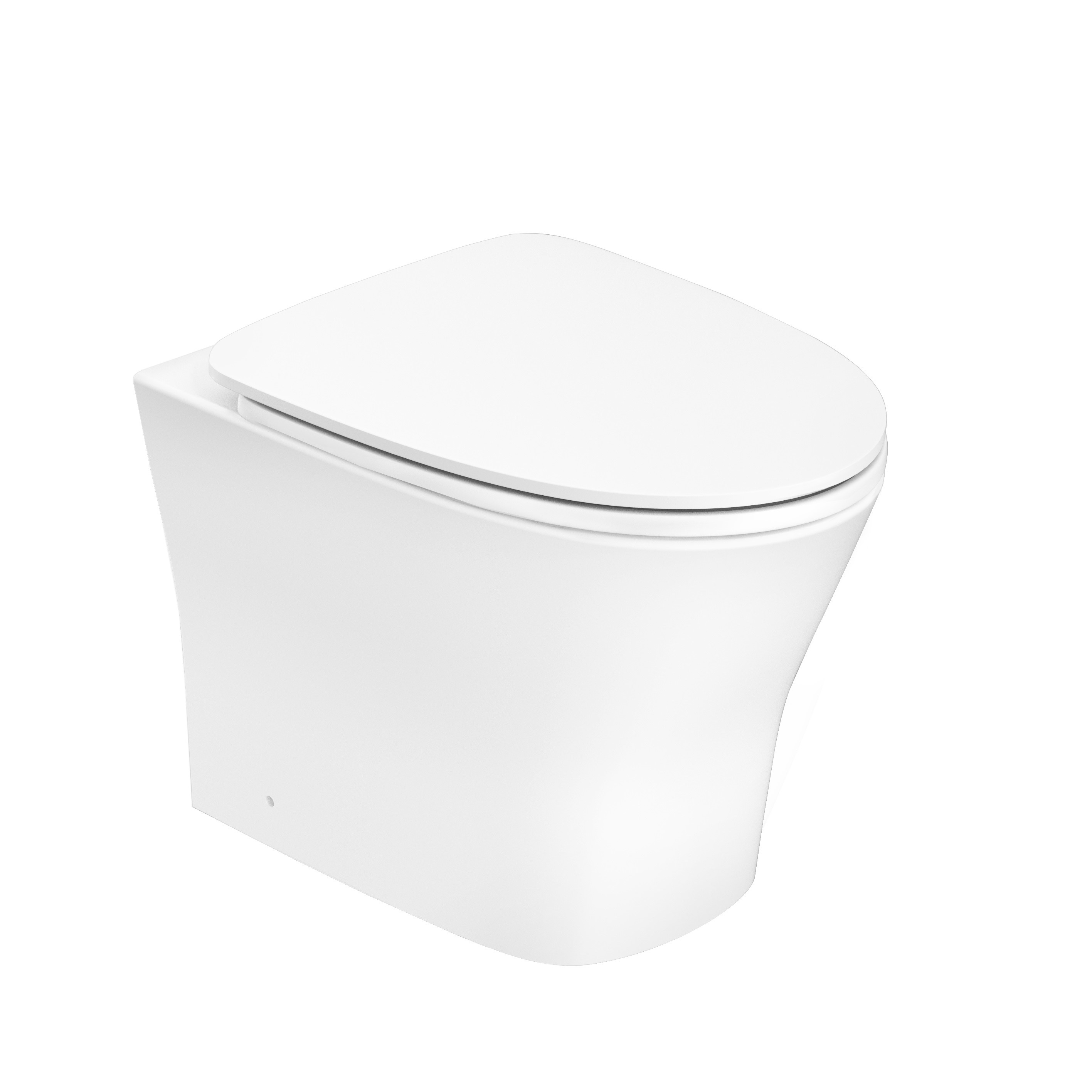Signature BTW VO Toilet with Concealed Tank 3/4.5L