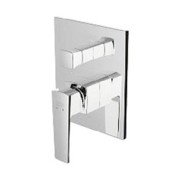 Nobile Concealed Bath&Shower Mixing Valve(Upper Diverter)