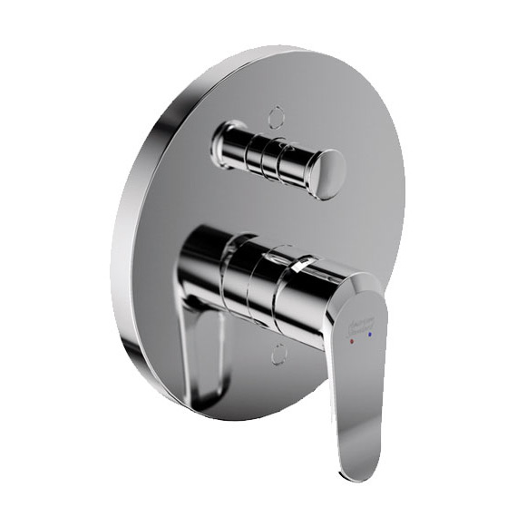 Neo Modern Concealed Bath & Shower Mixing Valve