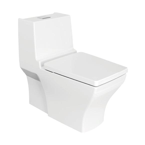 新典 4.8升节水型连体座厕