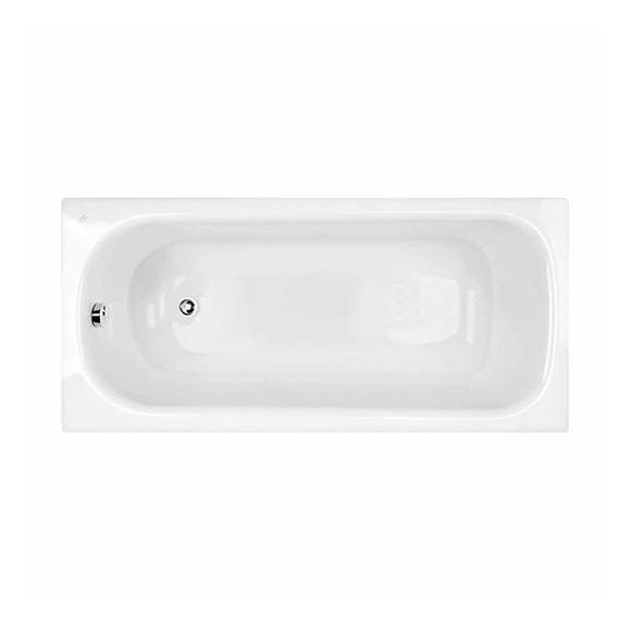 1.7米无裙钢板浴缸