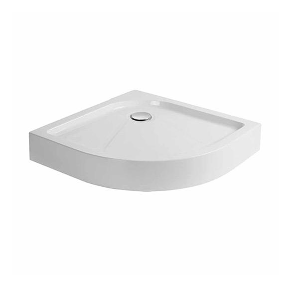 概念 圆弧型淋浴盆