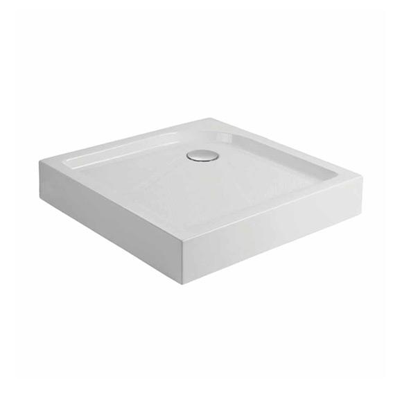 概念 方形淋浴盆