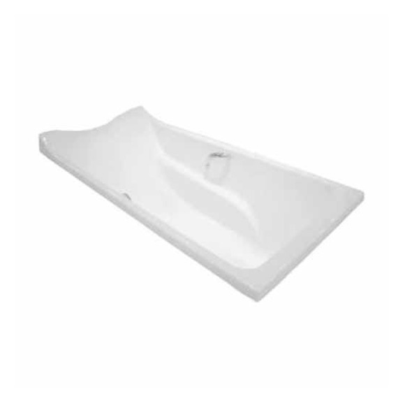 Shining Stone 1.7M Drop-in Tub with Grab Bar