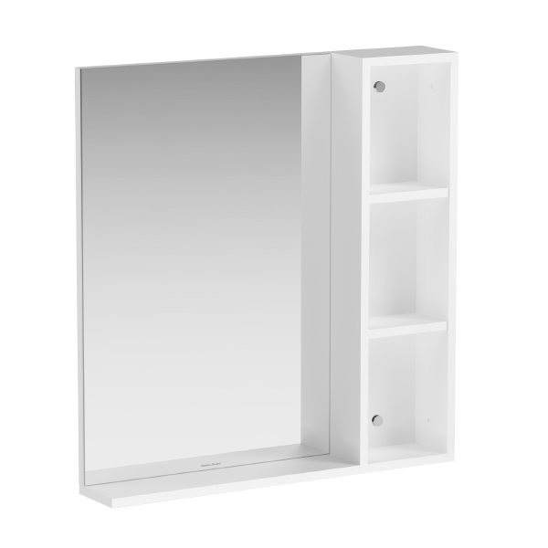 Moddino Series 700mm mirror and side cabinet Set