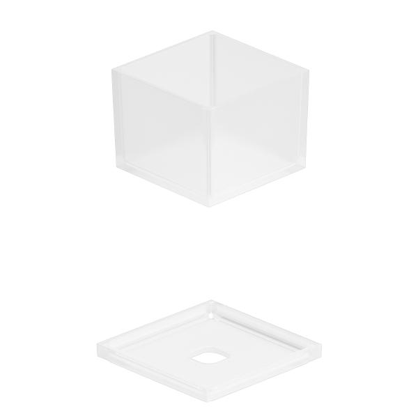 浴室柜收纳储物盒90mm