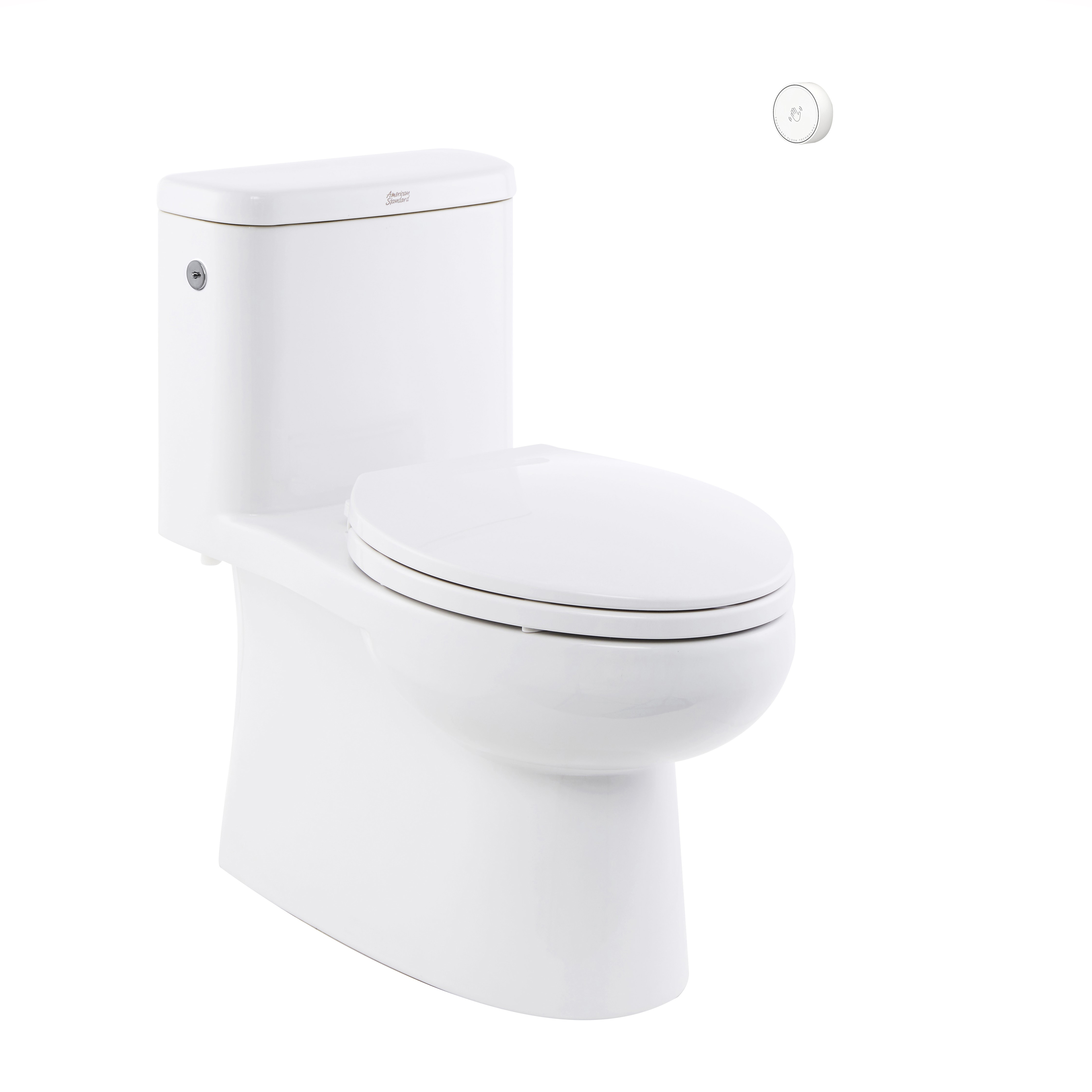 Yoka 4.8L One Piece Toilet Touchless